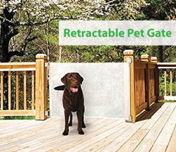 Retractable Pet Gate