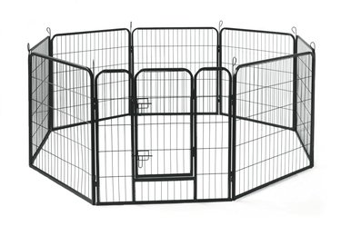 Allmax Metal Pet Fence